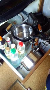 IH調理器具周辺のアレルギー対策掃除04