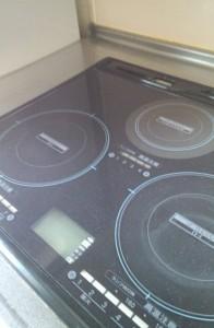 IH調理器の掃除07